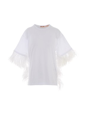 N21 - FEATHERS T-SHIRT