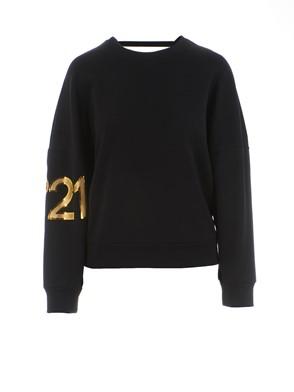 N21 - BLACK SWEATSHIRT