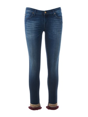 SEVEN FOR ALL MANKIND - JEANS, PYPER, DARK,