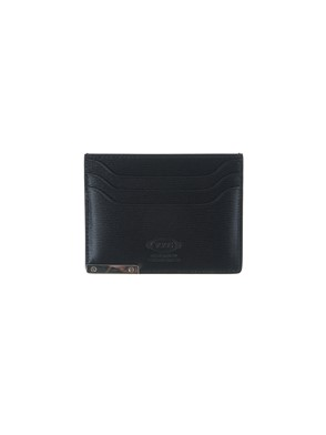TOD'S - BLACK CARD HOLDER