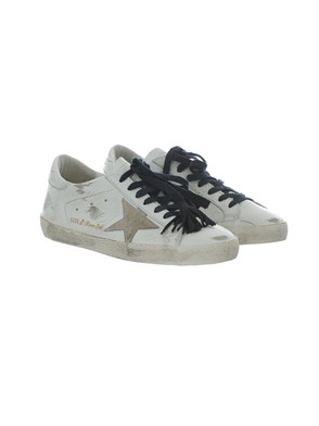 GOLDEN GOOSE - SUPERSTAR ROSE EDT SNEAKERS