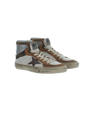 GOLDEN GOOSE - ANTIQUE EFFECT SNEAKERS