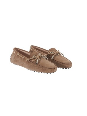 TOD'S - BEIGE LOAFERS