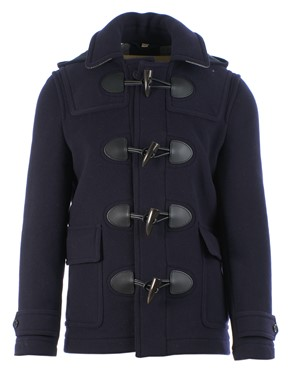 BURBERRY - JACKET PLYMOUTH, (BLUE)