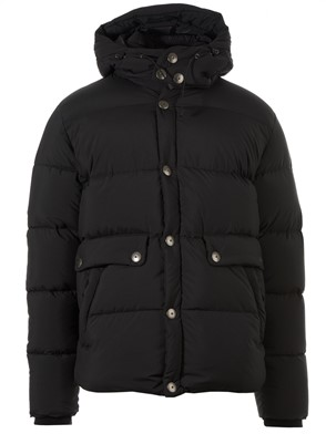 PYRENEX - JACKET HMI015  REIMS BLACK
