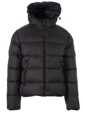 PYRENEX - JACKET HMI002 SPOUTNIC BLACK
