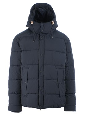 CLOSED - PUFFA JACKET (NAVY)
