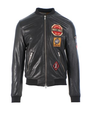 BULLY - JACKET, (BLACK)