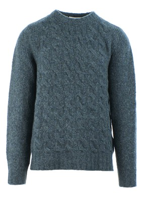 CLOSED - SWEATER (TURQUOISE GREEN)