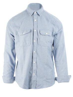 CLOSED - SHIRT (PALE BLUE)
