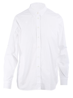 CLOSED - JOAN SHIRT (WHITE)