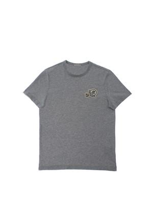 MONCLER - GREY T-SHIRT
