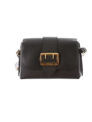 BURBERRY - BAG 4049610 S CRSB BCKLE BLACK