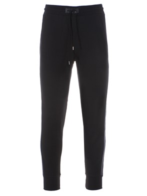MICHAEL KORS - BLACK JOGGERS PANTS