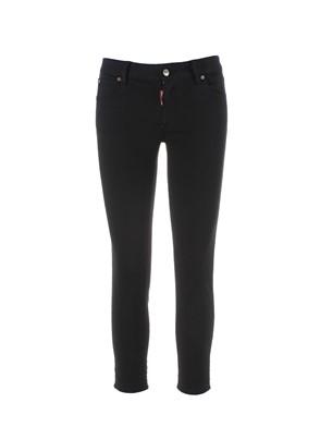 DSQUARED2 - BLACK PANTS