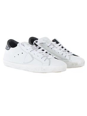 PHILIPPE MODEL - BLACK AND WHITE SNEAKERS