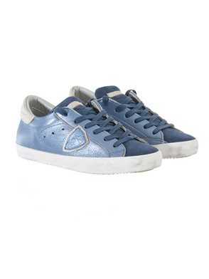 PHILIPPE MODEL - BLUE SNEAKERS