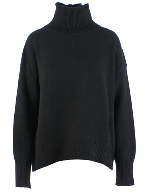 360 SWEATER - OLIVE SWEATER (BLACK)