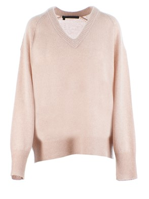 360 SWEATER - PULL DANIELLE, (PINK)