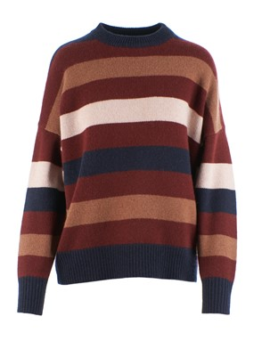 360 CASHMERE - LAURA SWEATER (MULTICOLOR)