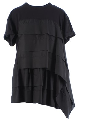 N21 - T-SHIRT, (BLACK)