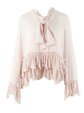 SEE BY CHLOE' - BLOUSE (POWDER PINK)