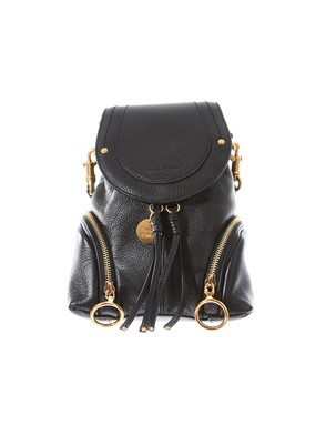 SEE BY CHLOE' - BAG SMALL, (BLACK)