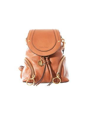 SEE BY CHLOE' - BAG SMALL, (CARAMEL)