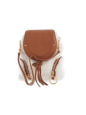 SEE BY CHLOE' - BAG BIG, (BICOLOR)