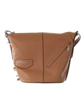 MARC JACOBS - BORSA THE SLING MARRONE