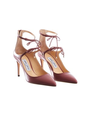 JIMMY CHOO - DECOLLETTE SAGE 85 ROSA