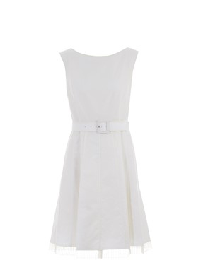 MARC JACOBS - WHITE DRESS
