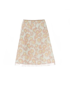 MARC JACOBS - MULTICOLOR PESCA SKIRT