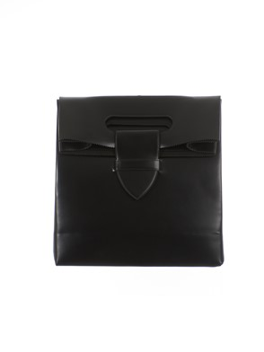 GOLDEN GOOSE - BORSA NERO