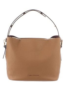 MARC JACOBS - BEIGE AND BLACK HOBO BAG