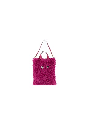 ANYA HINDMARCH - FUCHSIA BAG