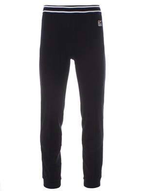 Z ZEGNA - BLACK TECH MERINO PANTS