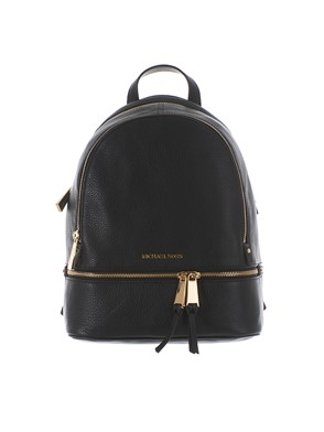 MICHAEL KORS - ZAINO IN PELLE NERO