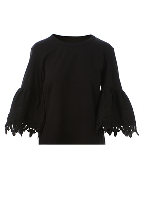SEE BY CHLOE' - T-SHIRT NERA#