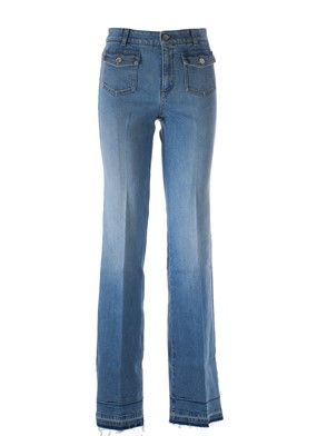 STELLA MC CARTNEY - FLARE JEANS