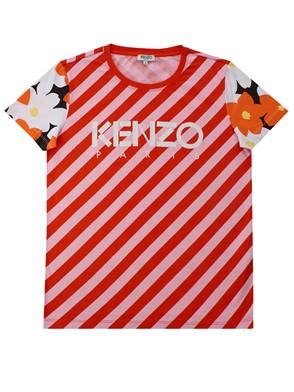 KENZO - T-SHIRT F852TS719989 32 PINK
