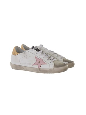 GOLDEN GOOSE - SNEAKER SUPERSTAR ROSA