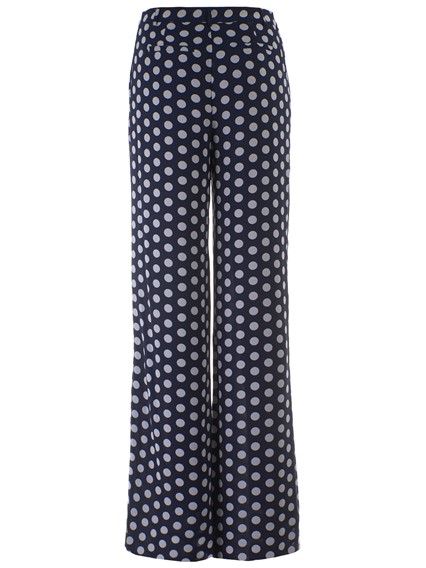 f011c0e611 BLUE POLKA DOTS PANTS