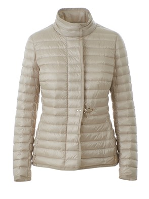 FAY - BEIGE DOWN JACKET