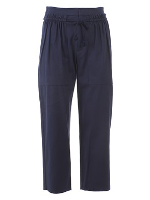 SEE BY CHLOE' - DENIM CAPRI PANTS