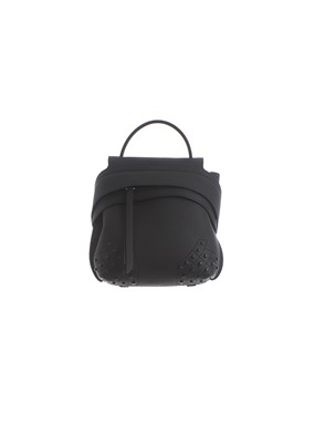 TOD'S - ZAINO TOD'S WAVE BAG MINI NERO