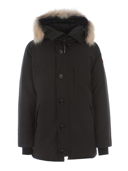canada goose Coats NERO