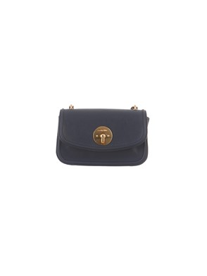SEE BY CHLOE' - MIDNIGHT BLUE BAG WITH CHAIN