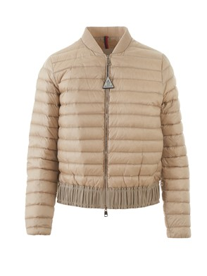 MONCLER - GIACCA BARYTINE BEIGE