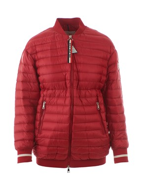 MONCLER - GIACCA CHAROITE ROSSA